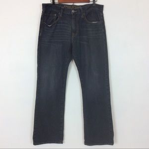 American Eagle Classic Bootcut Dark Wash Jeans